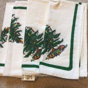 Other - Christmas napkins.